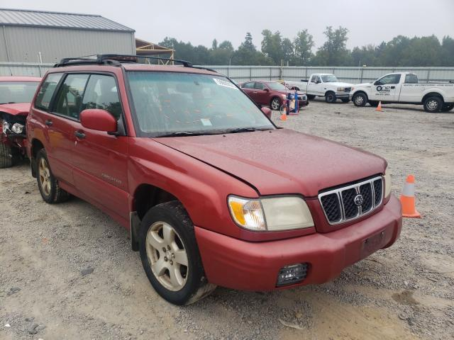 Salvage cars for sale from Copart Chatham, VA: 2001 Subaru Forester S