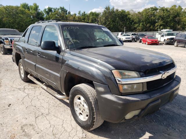2003 Chevrolet Avalanche en venta en Oklahoma City, OK