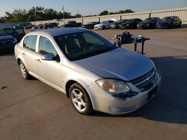 Vehiculos salvage en venta de Copart Wilmer, TX: 2007 Chevrolet Cobalt LT