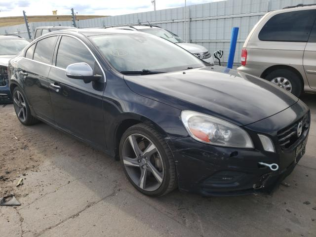 Volvo salvage cars for sale: 2013 Volvo S60 T6
