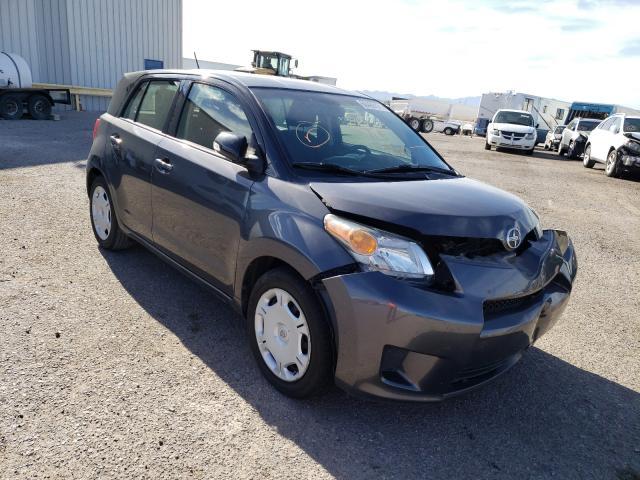 Salvage cars for sale at Tucson, AZ auction: 2014 Scion XD
