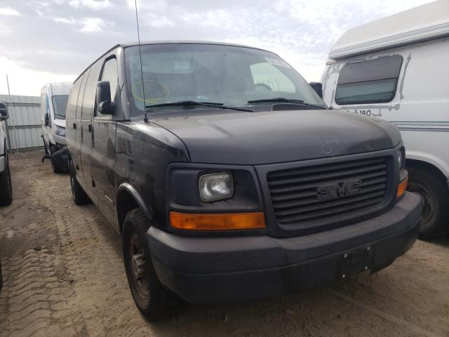 Salvage cars for sale from Copart Martinez, CA: 2006 GMC Savana G35