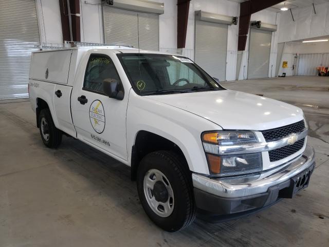 Chevrolet Colorado salvage cars for sale: 2012 Chevrolet Colorado