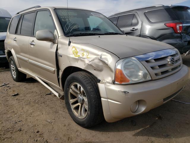 Suzuki salvage cars for sale: 2006 Suzuki XL7