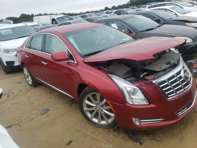 Cadillac Vehiculos salvage en venta: 2013 Cadillac XTS Luxury