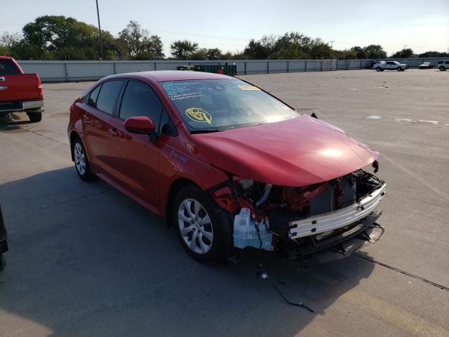 Vehiculos salvage en venta de Copart Wilmer, TX: 2021 Toyota Corolla LE
