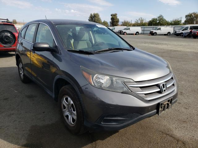Vehiculos salvage en venta de Copart Martinez, CA: 2014 Honda CR-V LX