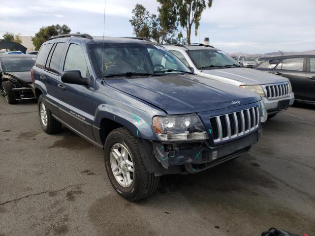 Vehiculos salvage en venta de Copart Martinez, CA: 2004 Jeep Grand Cherokee