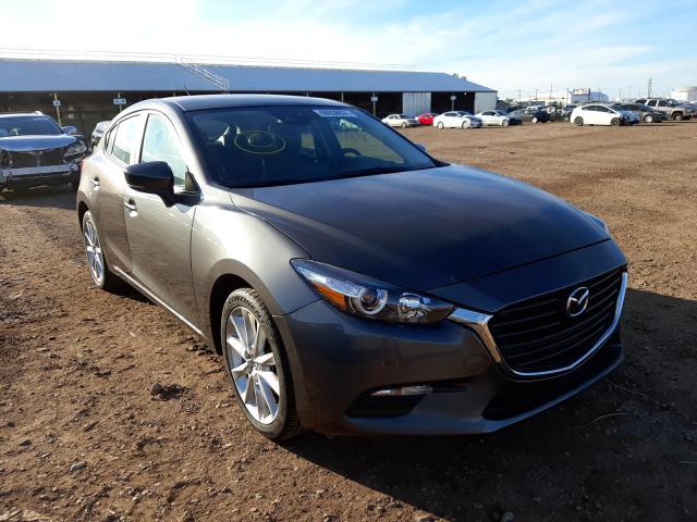 Mazda salvage cars for sale: 2017 Mazda 3 Touring