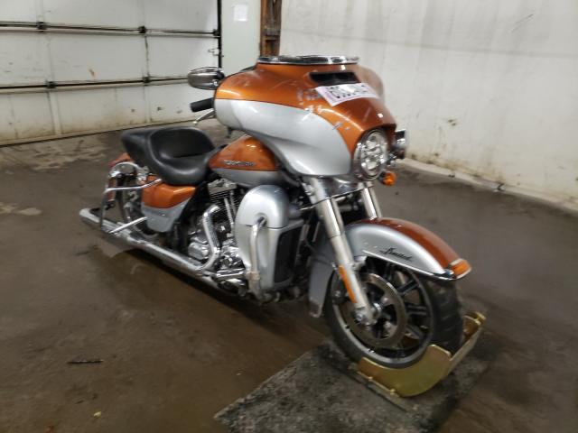 Harley-Davidson Flhtk Elec salvage cars for sale: 2014 Harley-Davidson Flhtk Elec