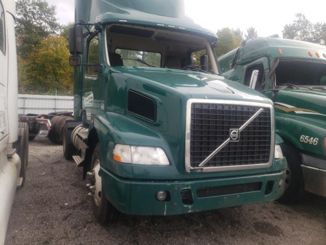Salvage cars for sale from Copart Columbia Station, OH: 2017 Volvo VN VNM