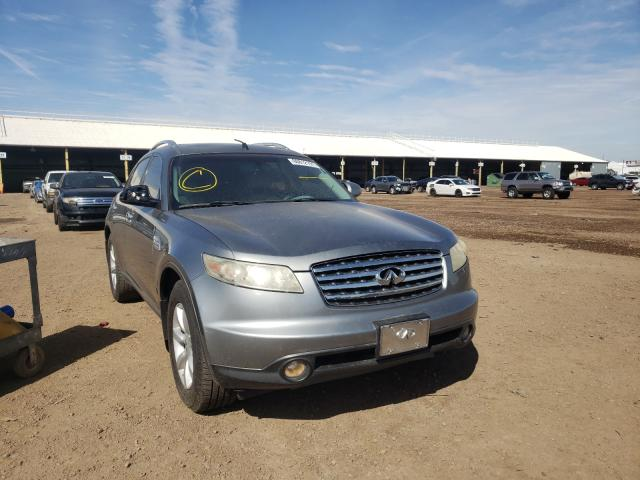 Salvage cars for sale from Copart Phoenix, AZ: 2005 Infiniti FX35