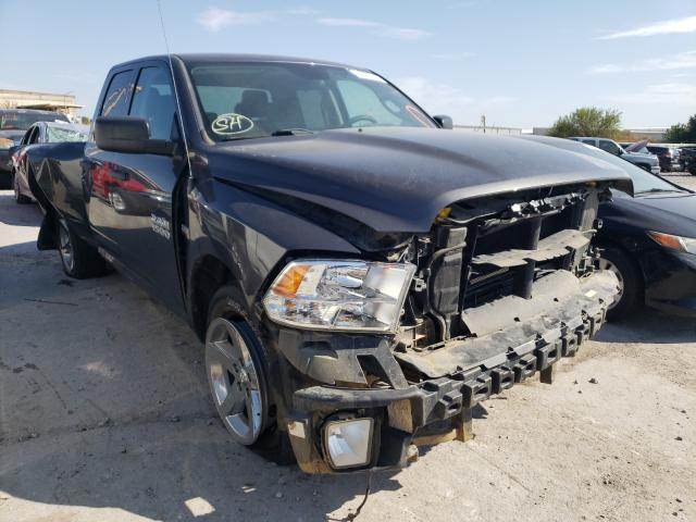 Salvage cars for sale from Copart Tulsa, OK: 2018 Dodge RAM 1500 ST