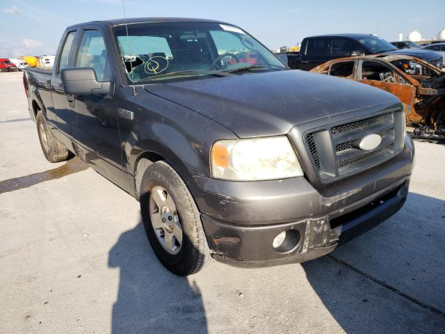 Salvage cars for sale from Copart New Orleans, LA: 2006 Ford F150