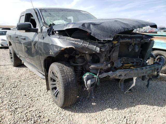 Salvage trucks for sale at Magna, UT auction: 2012 Dodge RAM 1500 S