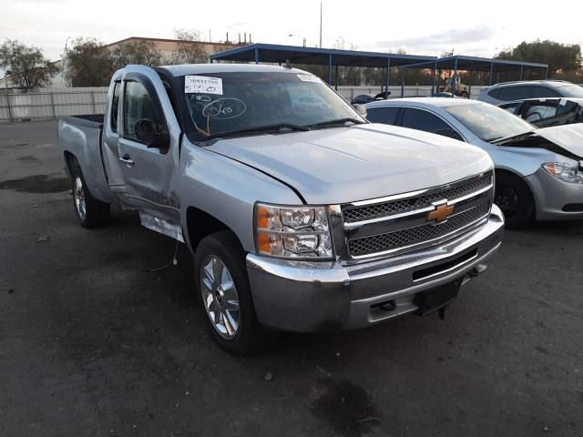 Salvage cars for sale from Copart Las Vegas, NV: 2013 Chevrolet Silverado