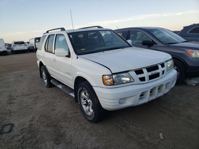 Isuzu salvage cars for sale: 2004 Isuzu Rodeo