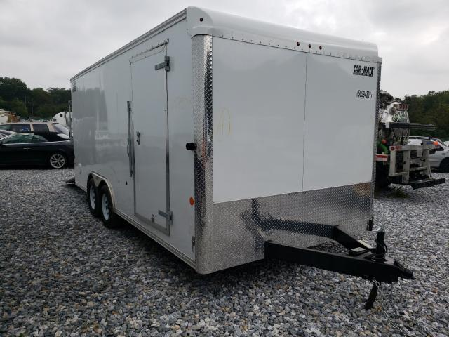 Fabr salvage cars for sale: 2021 Fabr Trailer