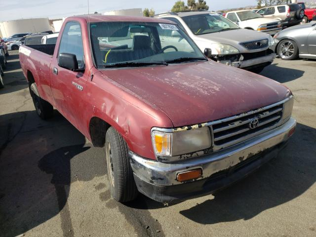 Salvage cars for sale from Copart Martinez, CA: 1997 Toyota T100