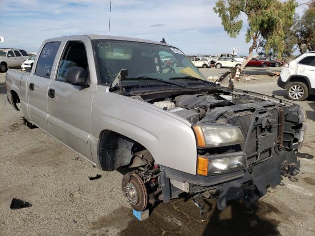 Salvage cars for sale from Copart Martinez, CA: 2006 Chevrolet Silverado
