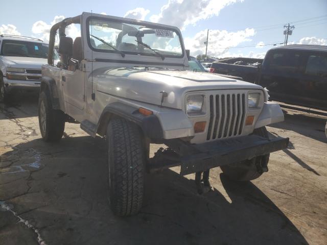 Jeep Wrangler salvage cars for sale: 1995 Jeep Wrangler