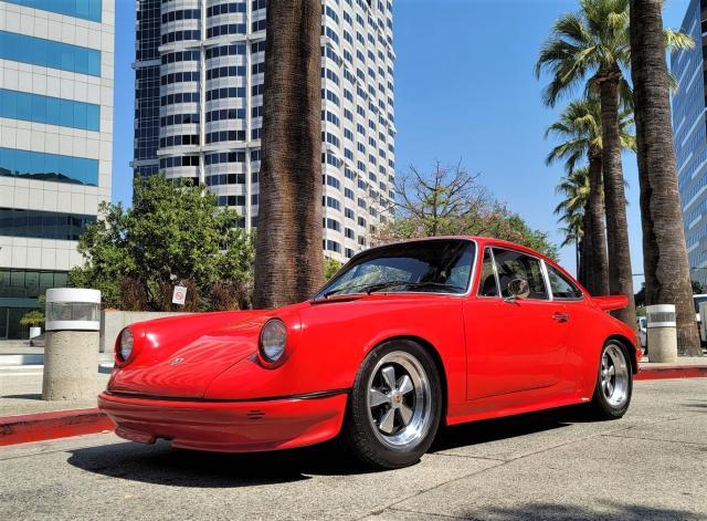 PORSCHE 911 1970 1