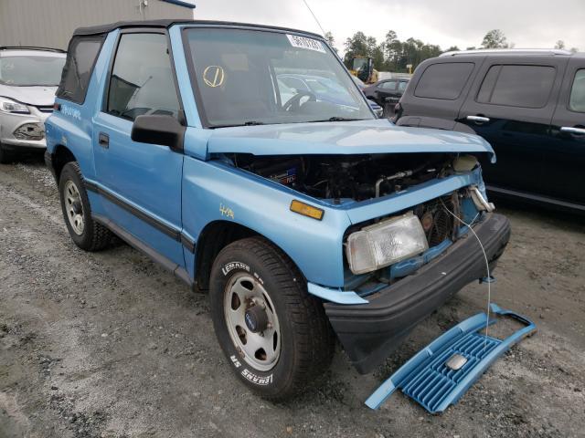 GEO Tracker salvage cars for sale: 1995 GEO Tracker