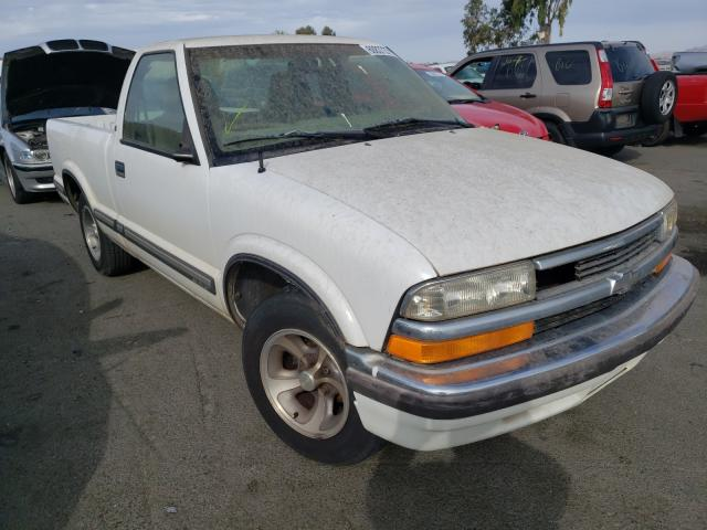 Chevrolet S10 salvage cars for sale: 1998 Chevrolet S10