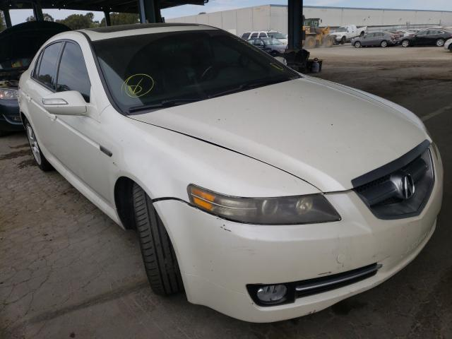 Acura salvage cars for sale: 2007 Acura TL Type S