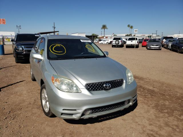 Salvage cars for sale from Copart Phoenix, AZ: 2003 Toyota Corolla MA