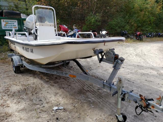 Salvage boats for sale at Mendon, MA auction: 2004 Other Boat