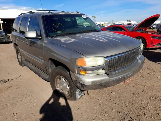 Salvage cars for sale at Phoenix, AZ auction: 2003 GMC Yukon