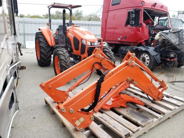 Kubota salvage cars for sale: 2020 Kubota Tractor
