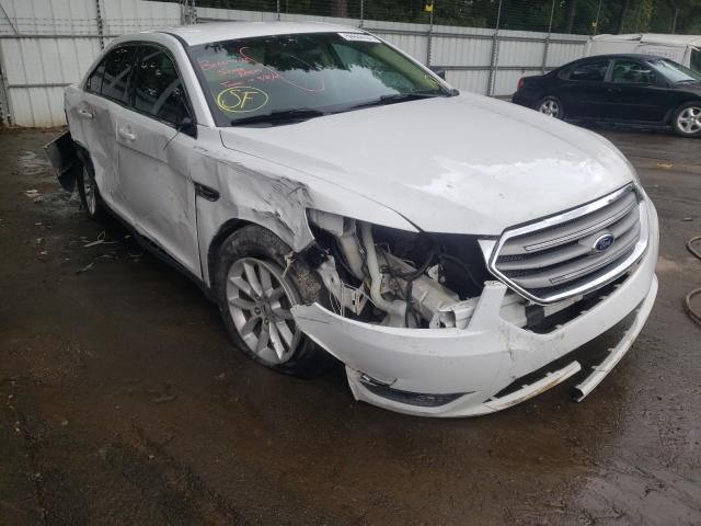 Salvage cars for sale from Copart Austell, GA: 2013 Ford Taurus SE