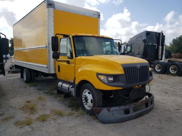 International Terrastar Vehiculos salvage en venta: 2014 International Terrastar