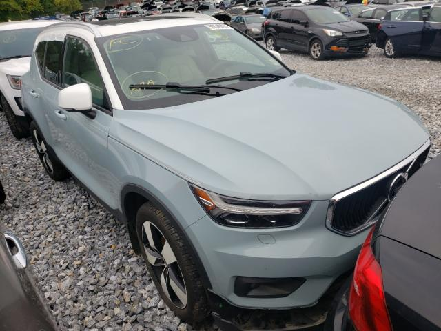Volvo salvage cars for sale: 2019 Volvo XC40 T5 MO