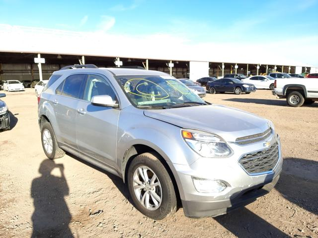 Salvage cars for sale from Copart Phoenix, AZ: 2017 Chevrolet Equinox