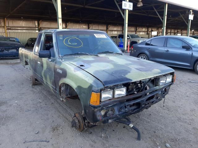 Salvage cars for sale from Copart Phoenix, AZ: 1986 Nissan 720 King C