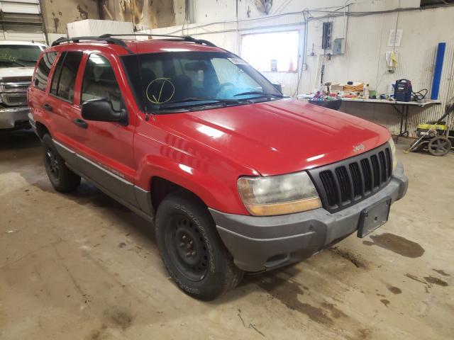 2001 Jeep Grand Cherokee en venta en Casper, WY