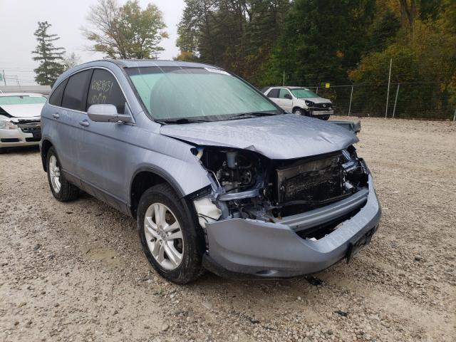 Salvage cars for sale from Copart Northfield, OH: 2010 Honda CR-V EXL