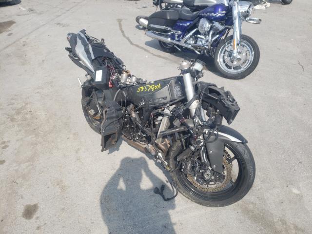 Kawasaki ZX600 P salvage cars for sale: 2007 Kawasaki ZX600 P