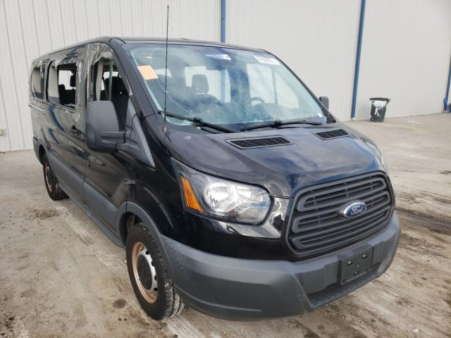 Salvage cars for sale from Copart Apopka, FL: 2018 Ford Transit T