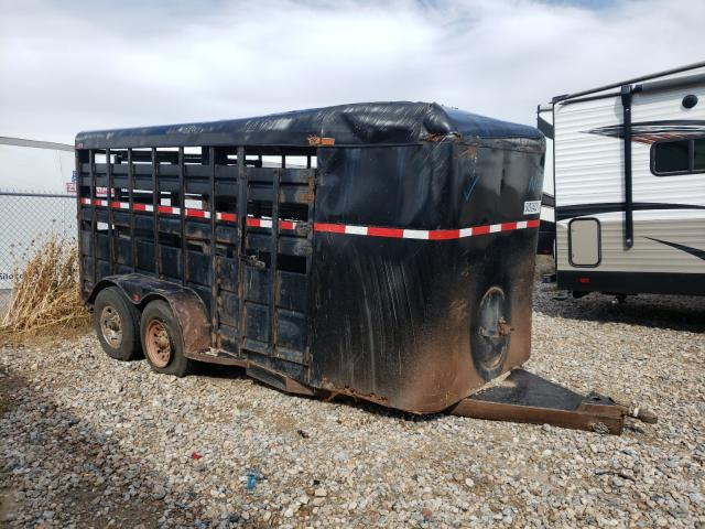 Fleetwood Trailer salvage cars for sale: 2000 Fleetwood Trailer