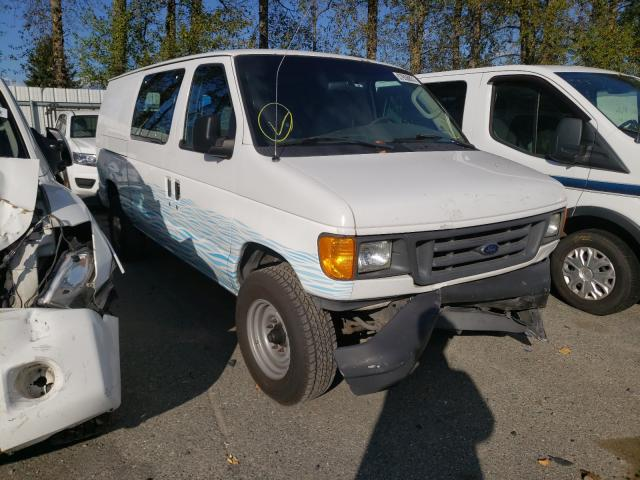 Ford Econoline salvage cars for sale: 2003 Ford Econoline