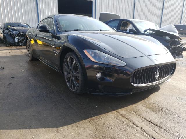 Maserati salvage cars for sale: 2011 Maserati Granturismo