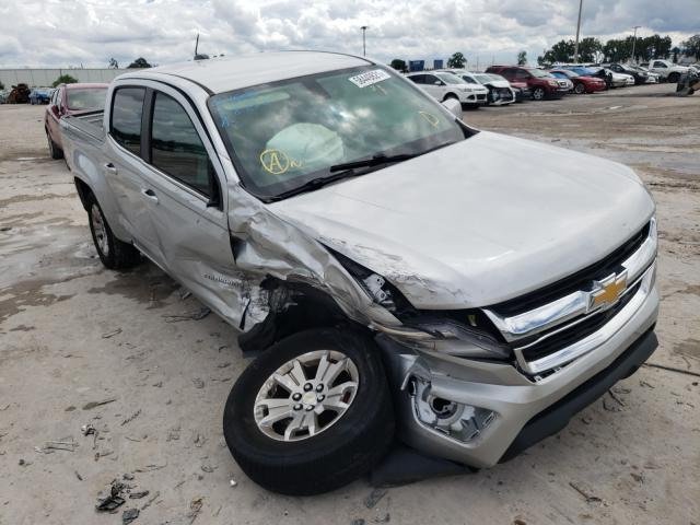 Salvage cars for sale from Copart Apopka, FL: 2016 Chevrolet Colorado L