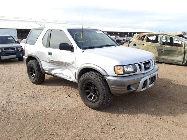 Salvage cars for sale at Phoenix, AZ auction: 2001 Isuzu Rodeo Sport