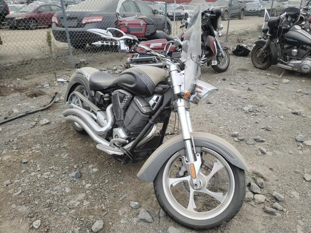 Salvage cars for sale from Copart Chambersburg, PA: 2008 Victory Kingpin