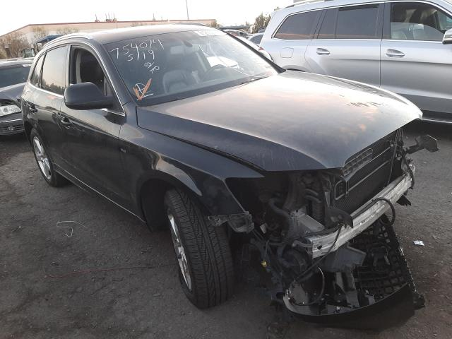 Audi salvage cars for sale: 2011 Audi Q5 Premium
