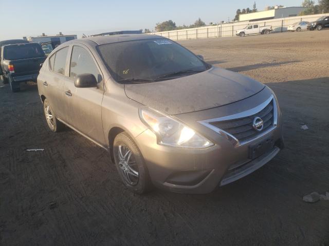 2015 Nissan Versa for sale in Bakersfield, CA